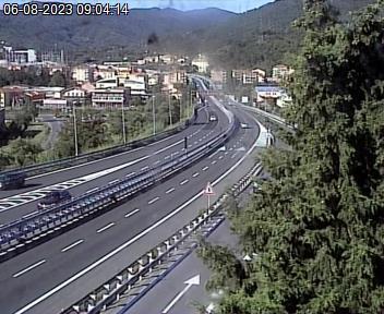 Raccordo A10-A6 / E80-E717, Savona, Liguria