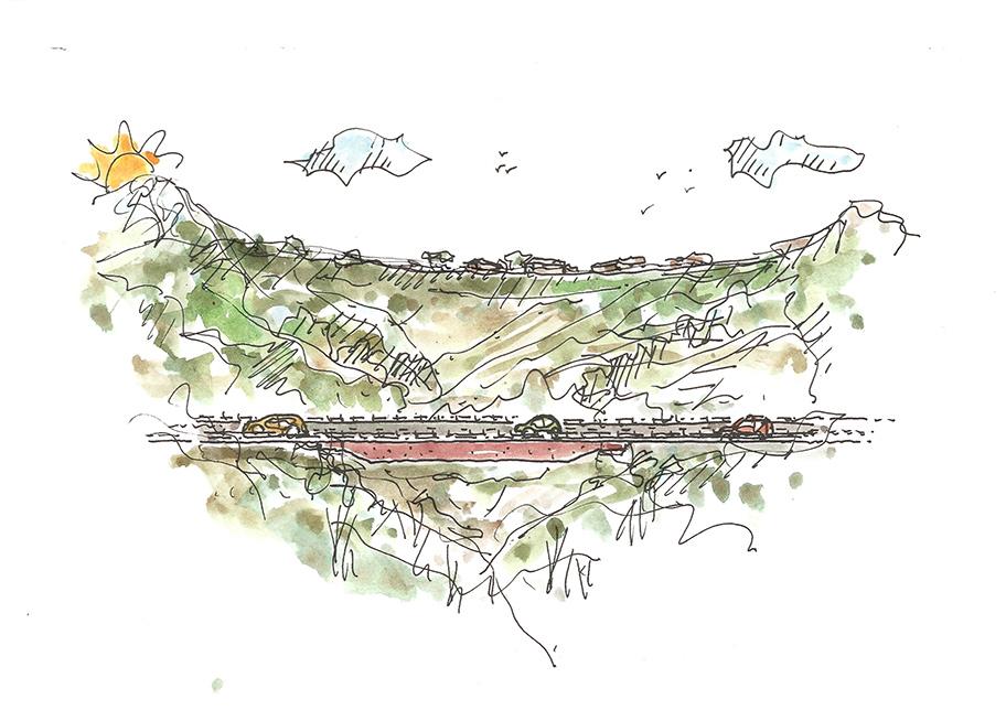Progetto Viadotto A6 Madonna del Monte