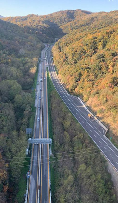 piano di viabilità Viadotto A6