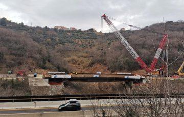 Fase 2 Completata, Viadotto A6, Autostrada dei Fiori